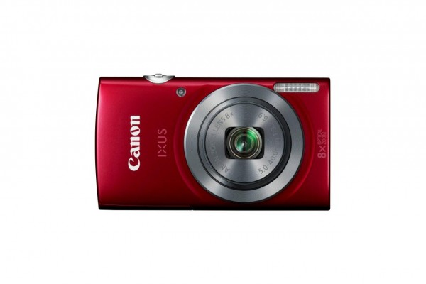 IXUS 160 RED Horizontal FRT