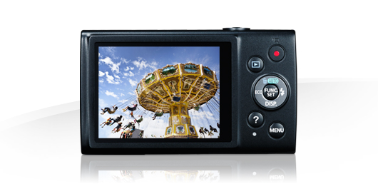 IXUS 170 Display