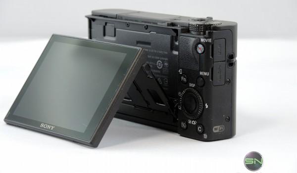 Klappdisplay - Sony RX100 mIII - SmartCamNews