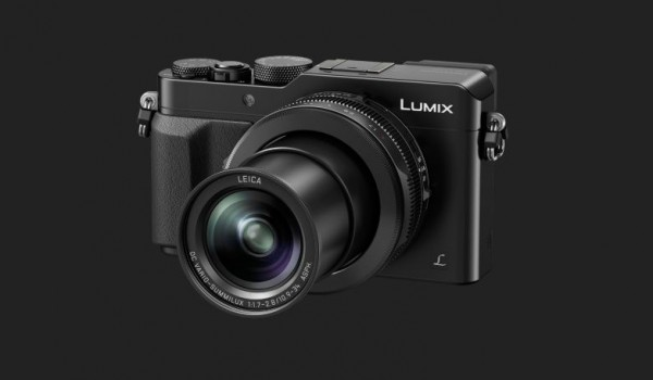 Panasonic LX 100 - Body