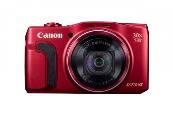 PowerShot SX710 HS RED FRT