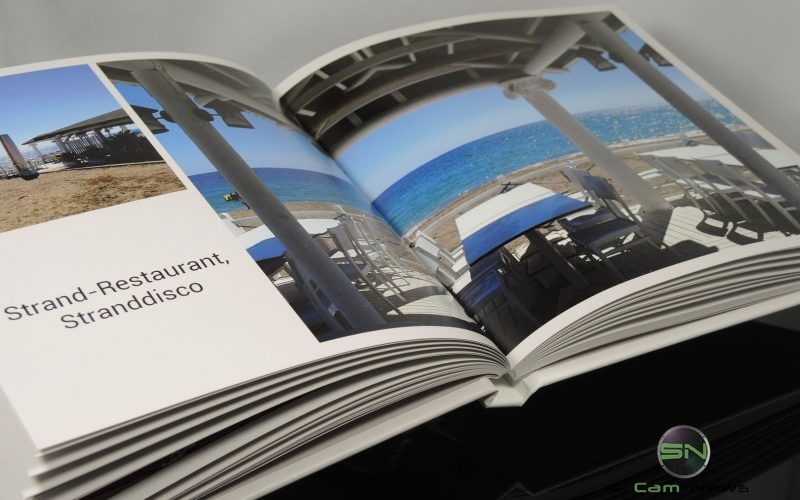 Erinnerungen mit dem Story Foto Album als Buch - Samsung