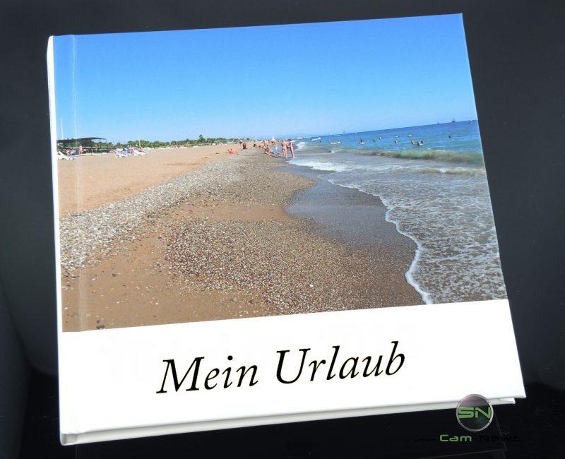 Fotobuch Story Foto Album Cover