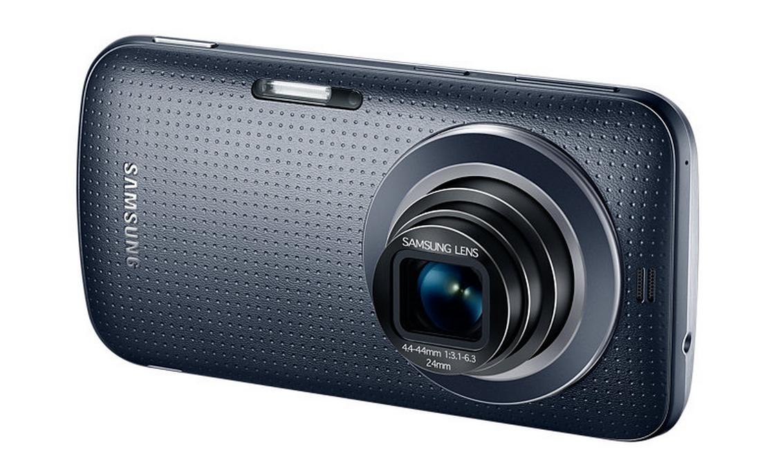 Samsung Galaxy K Zoom – Die Kamera unter den Smartphones
