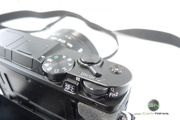Bedienelemente - Nikon 1 V3 - SmartCamNews
