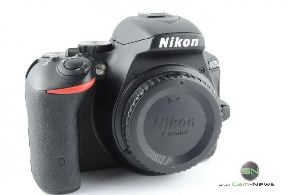 Body Nikon D5500 - SmartCamNews
