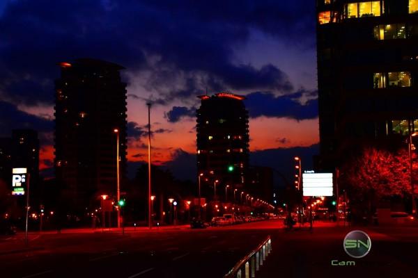 Filter Effekte - Nikon D5500 Barcelona - SmartCamNews