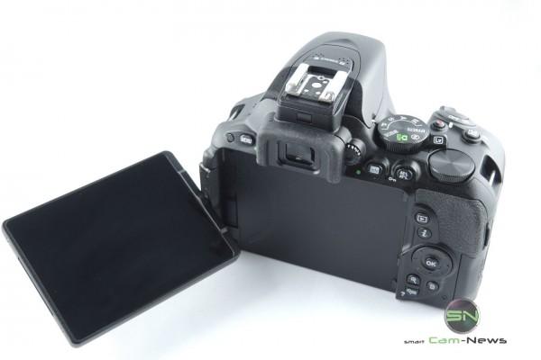 Klappdisplay Nikon D5500 - SmartCamNews