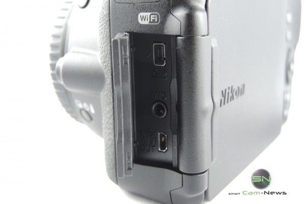 Mikrofon Ladestrom Nikon D5500 - SmartCamNews