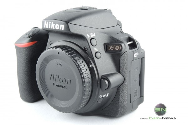 Nikon D5500 der Body SmartCamNews