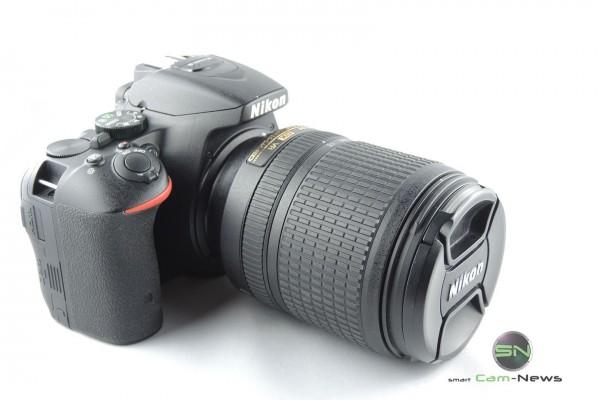 Nikon D5500 mit 18mm Brennweite - SmartCamNews