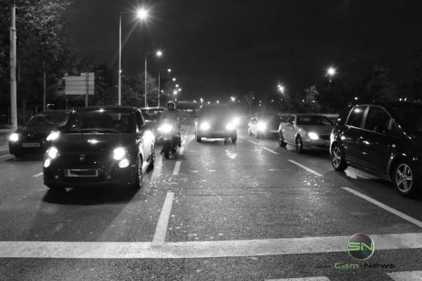 Schwarz Weiß - Nikon D5500 Barcelona - SmartCamNews