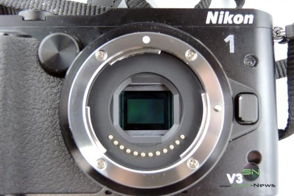 Sensor - Nikon 1 V3 - SmartCamNews