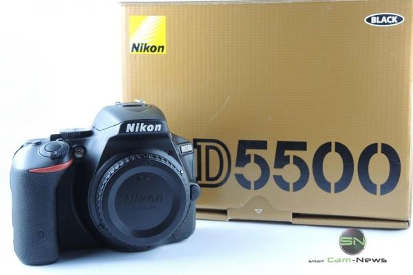 Unboxing Nikon D5500 - SmartCamNews