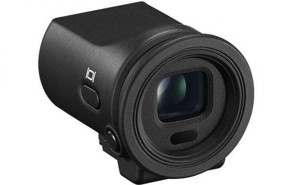 elektronischer Sucher Nikon 1 V3 - SmartCamNews
