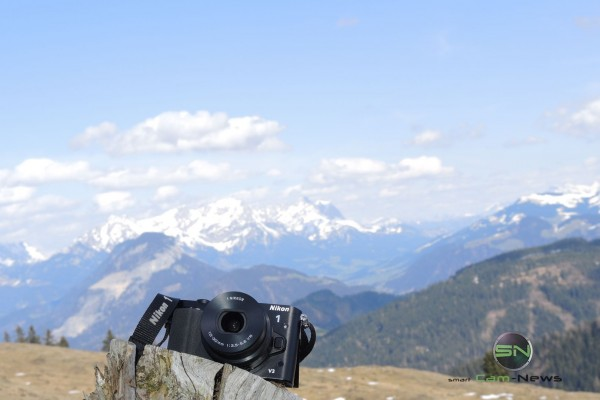 in freier Wildbahn - Nikon 1 V3 - SmartCamNews