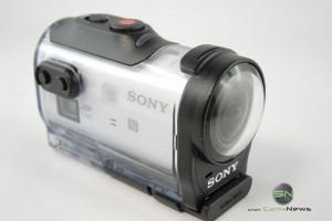 ActionCam mit Gehäuse - Sony HDR AZ1 - SmartCamNews