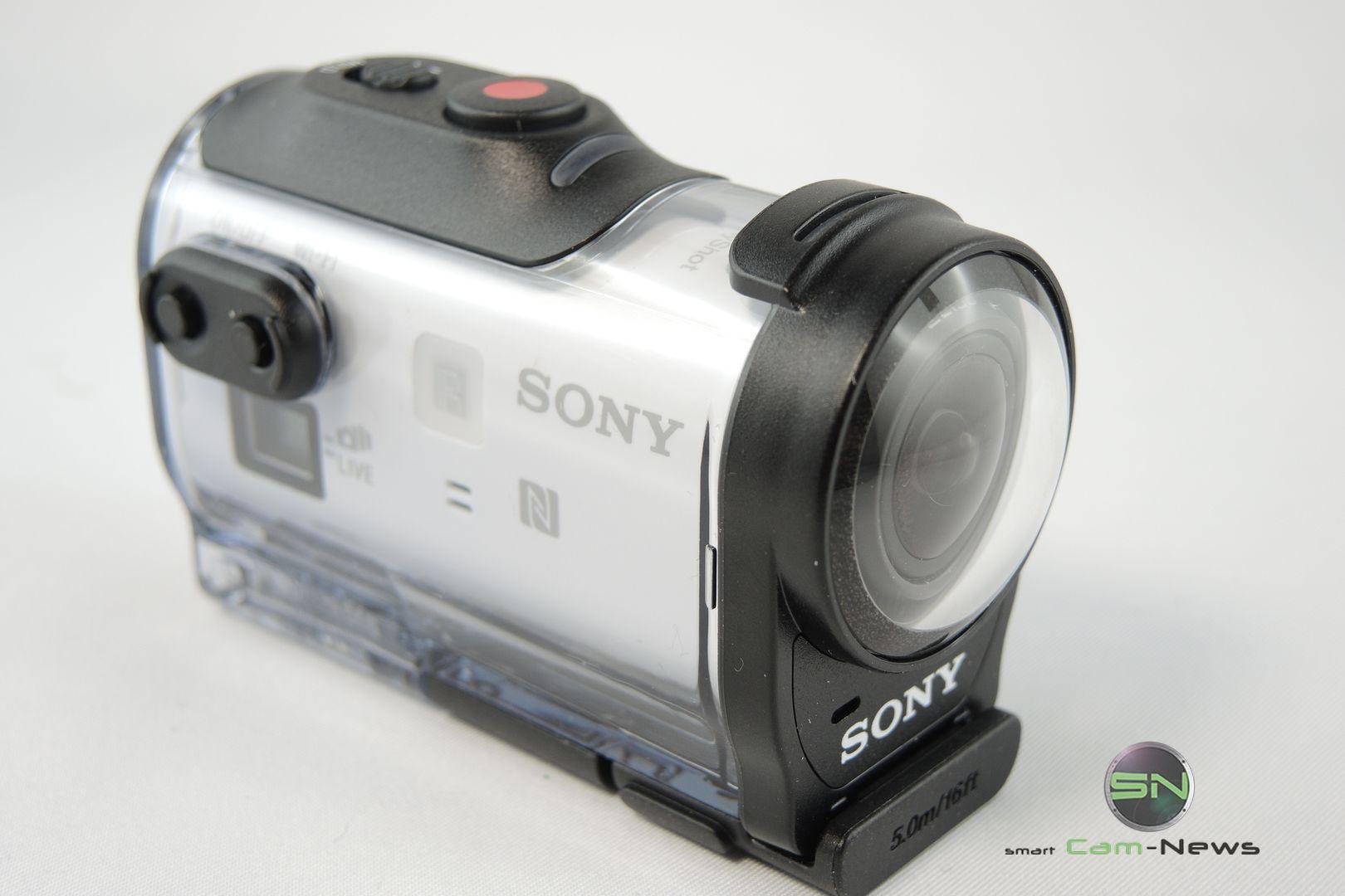 Sony ActionCam HDR AZ1 - Smart Cam News