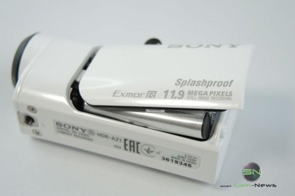Akku - Sony HDR AZ1 - SmartCamNews