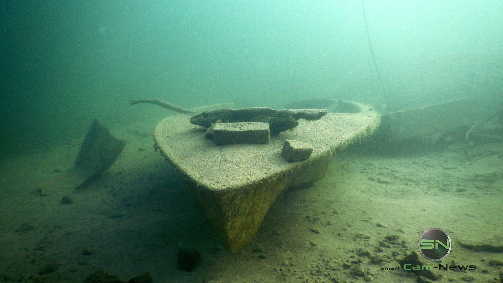 17 Meter das Boot Achensee Tirol - Nikon AW130 - SmartCamNews