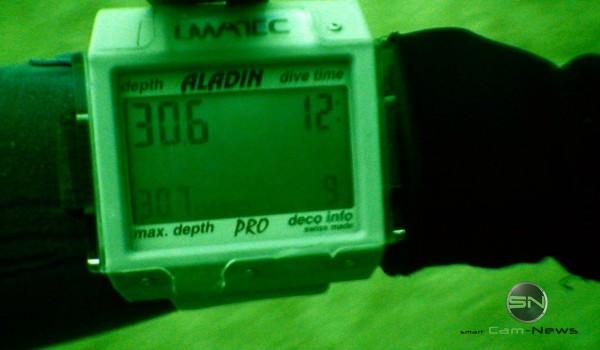 30 Meter check Nikon AW130 . Achensee Tirol - SmartCamNews