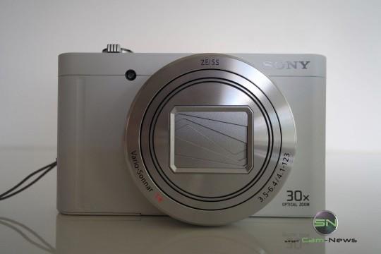 Front - Sony DSC-WX500