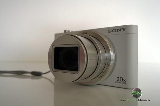 Objektiv - Sony DSC-WX500