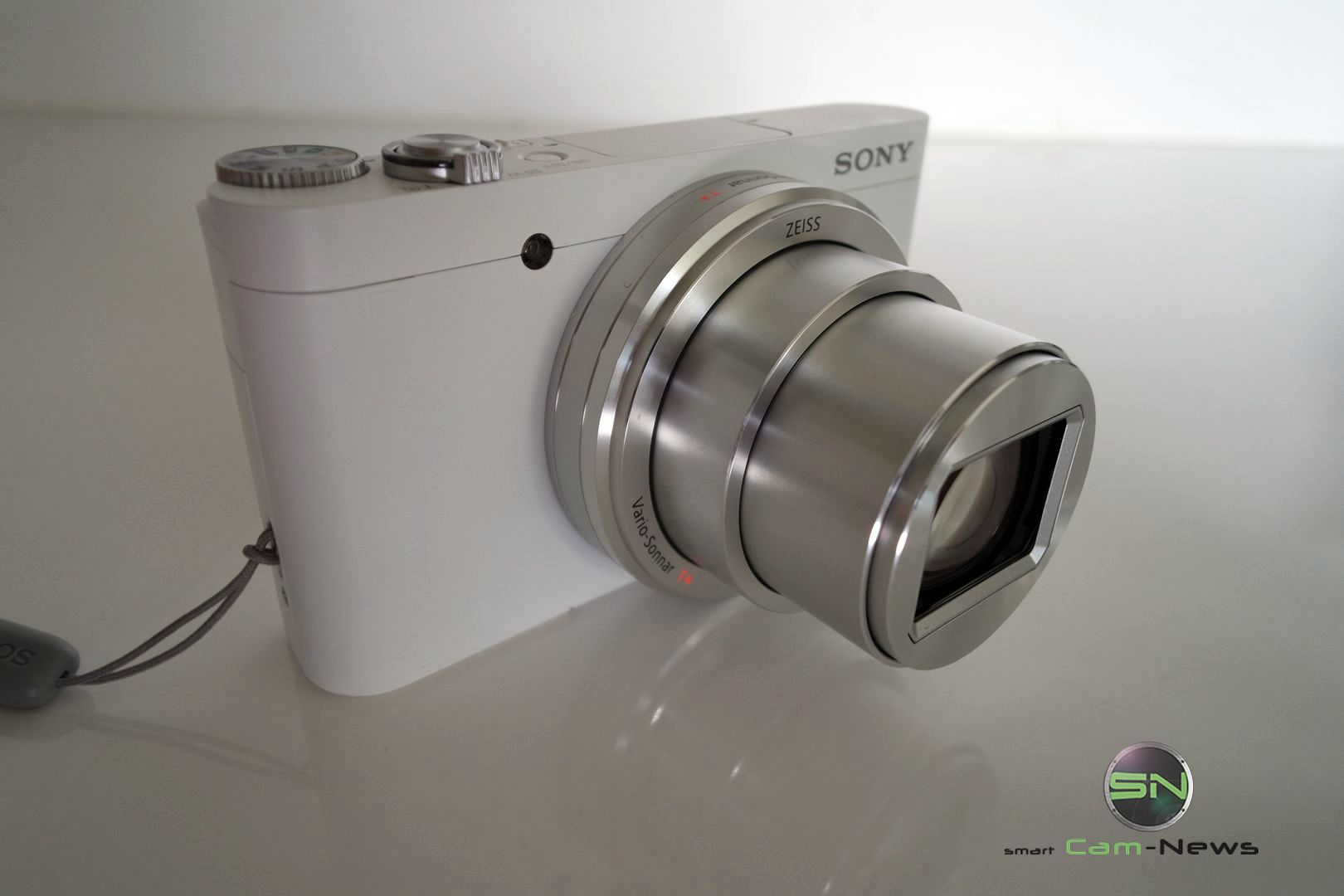 Sony DSC-WX500 angetestet