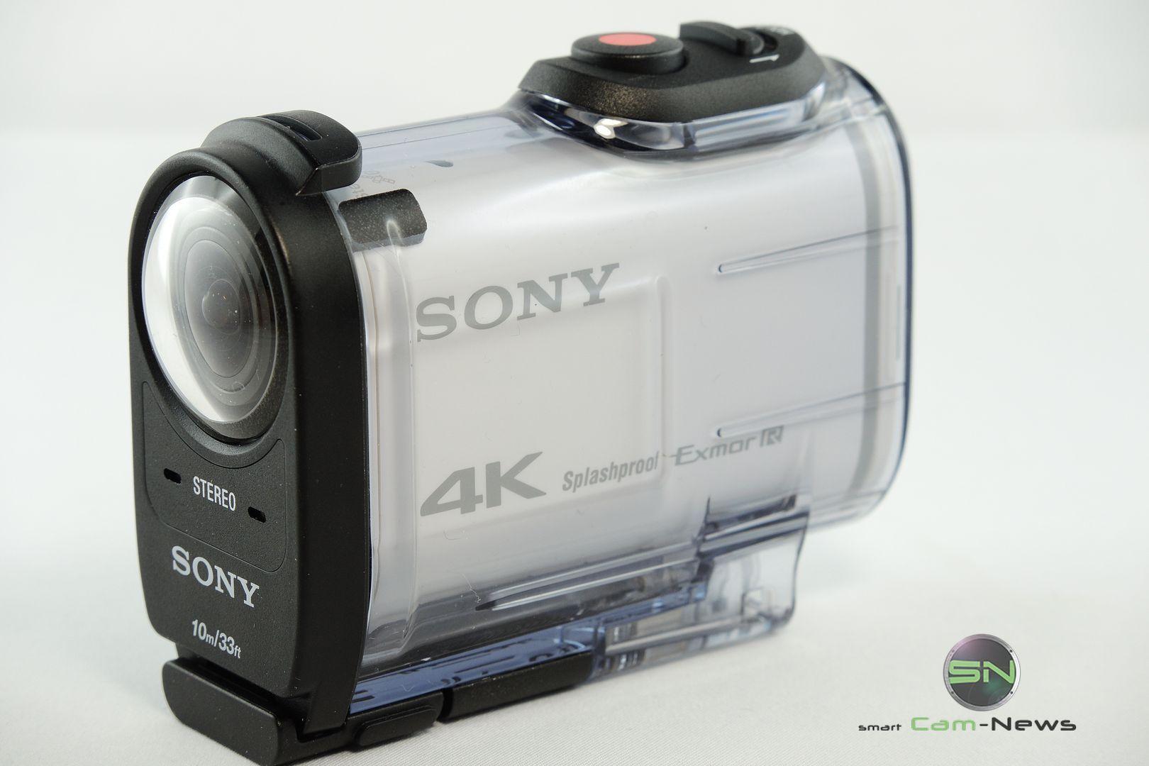 REISE nach ITALIEN: Sony 4K ActionCam HDR X1000V