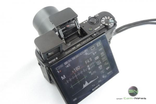 Ansicht Sony RX100mIV - SmartCamNews