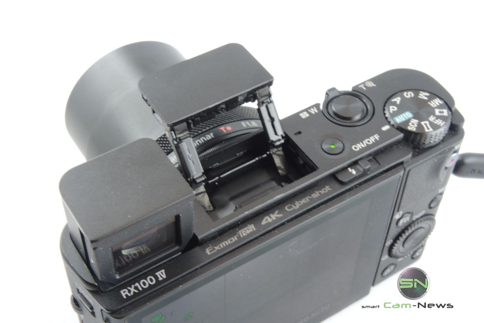 Sony RX100mIV die Luxus Kompakt Kamera