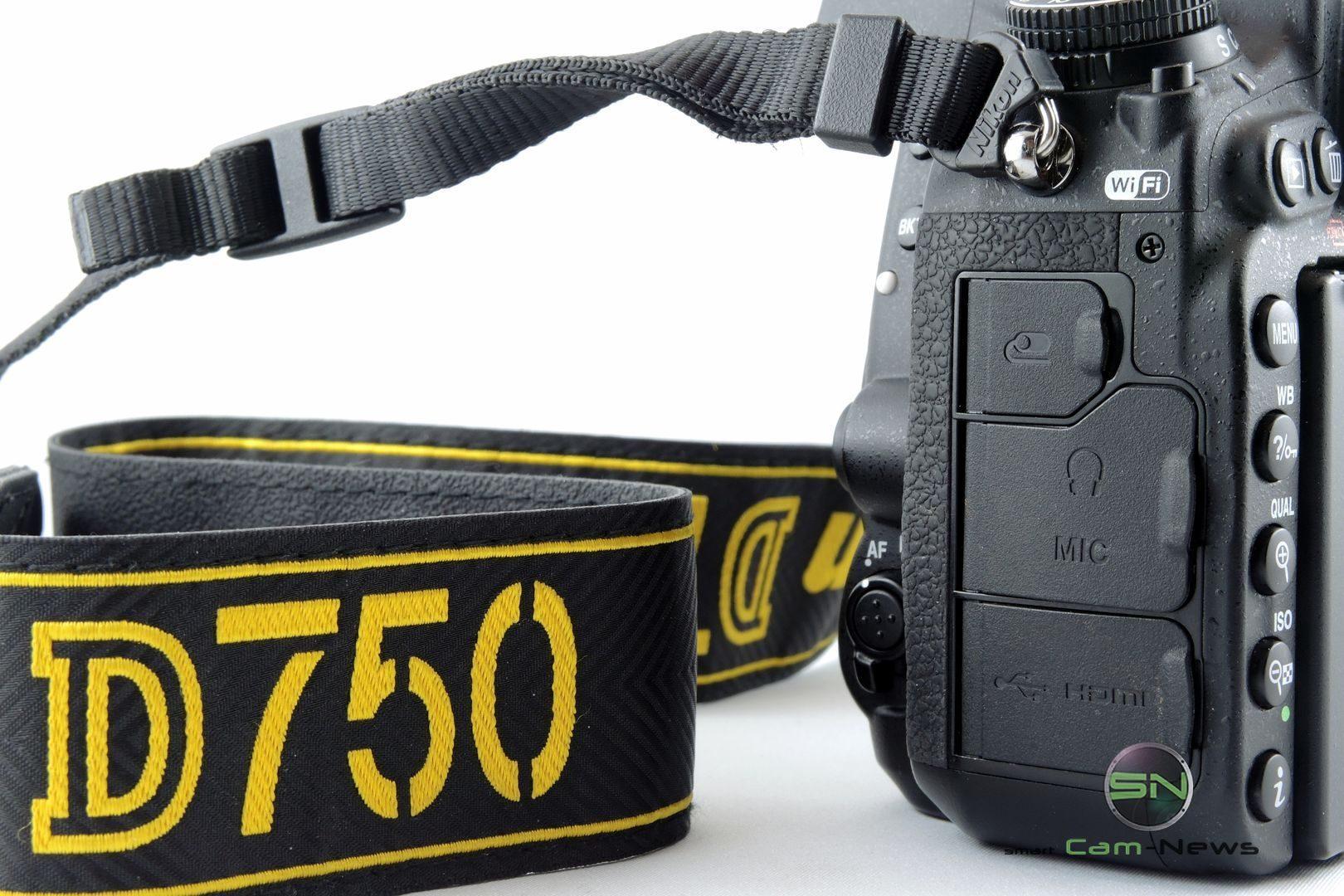 Abdeckungen - Nikon D750 - SmartCamNews