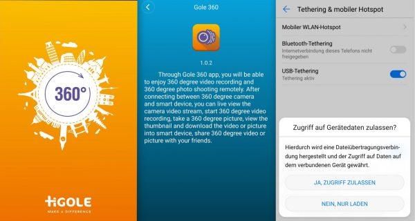 App HiGole360 - SmartTechNews