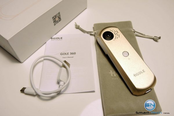 Unboxing - HiGole360 - SmartCamNews
