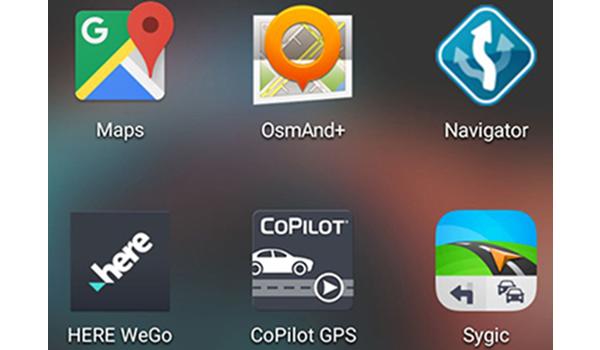 Navigation am Smartphone – Review