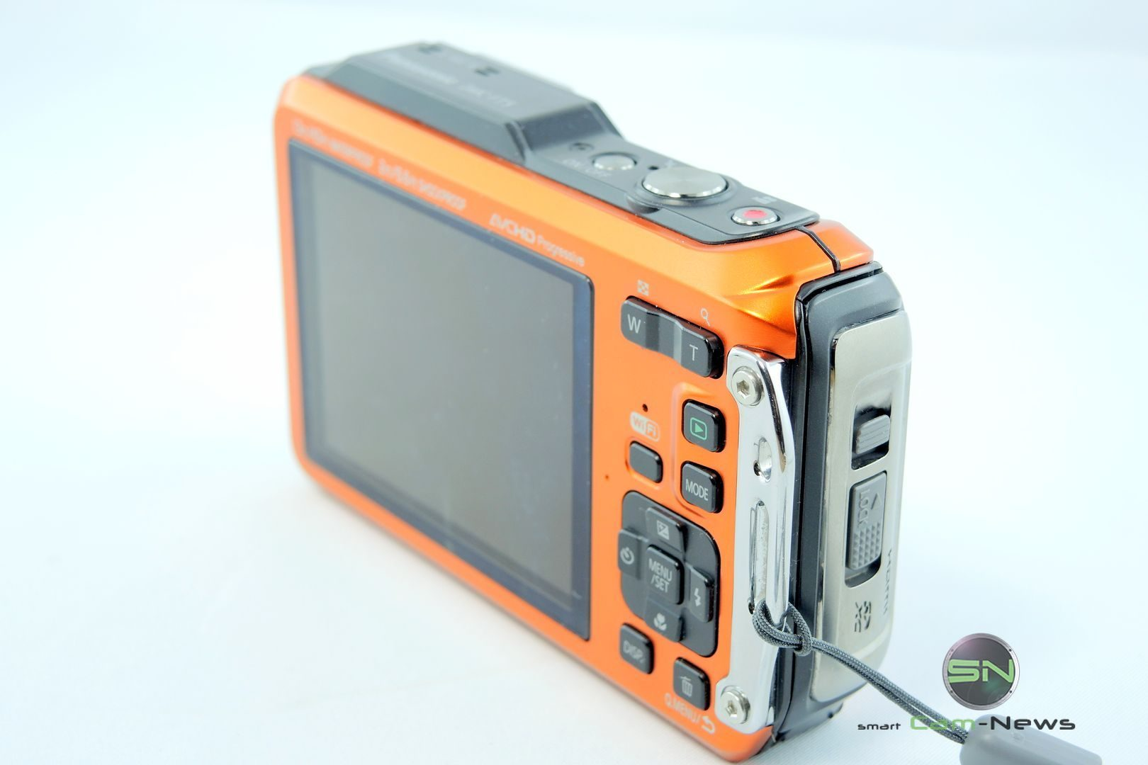 Rückseite - Panasonic DMC-FT5