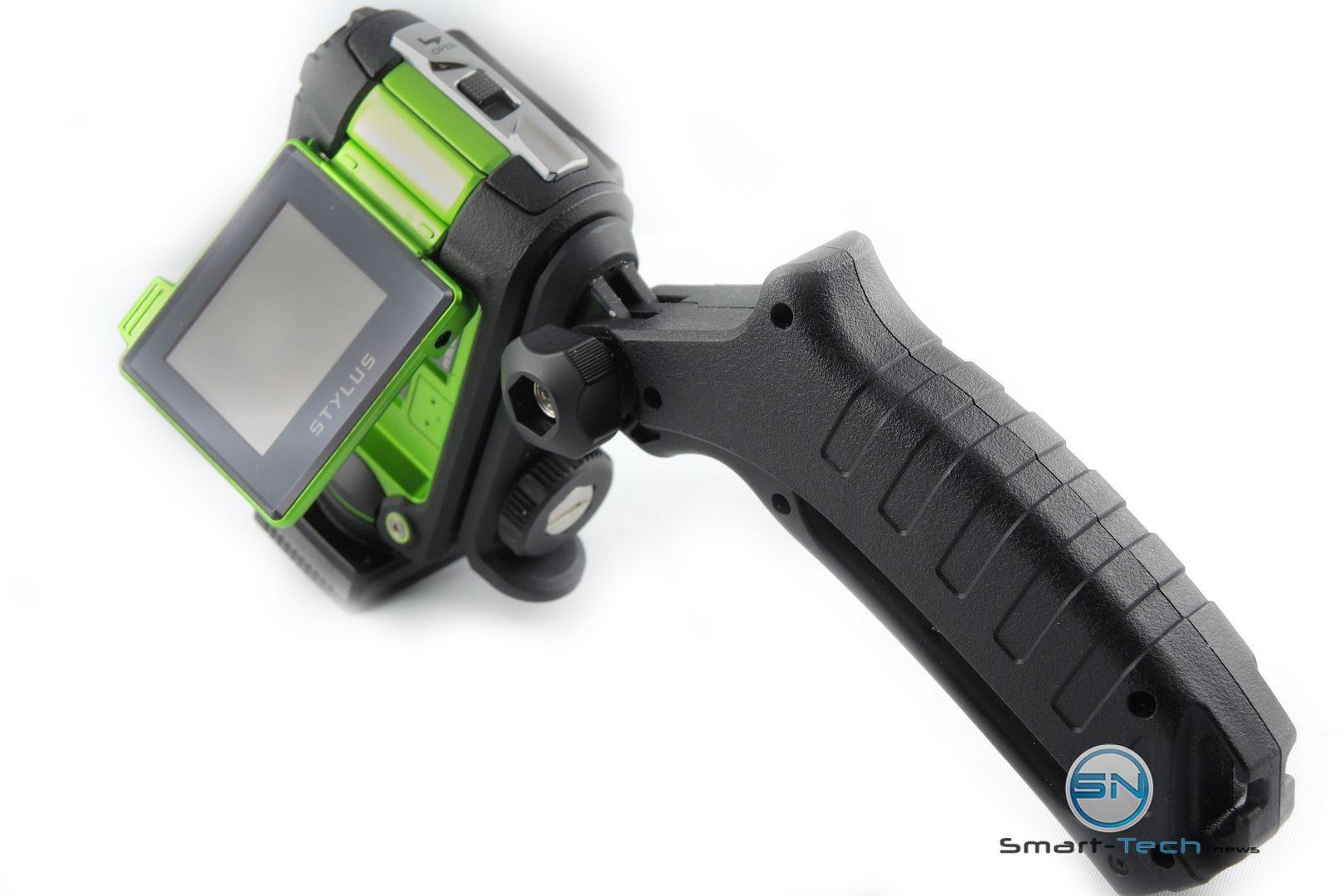 Haltegriff - Olympus TG Tracker - SmartCamNews
