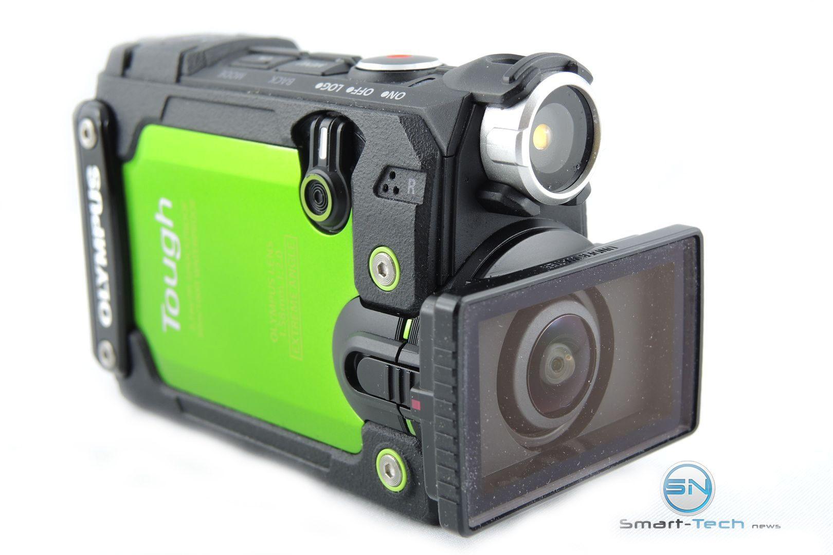Unterwasser Aufsatz - Olympus TG Tracker - SmartCamNews
