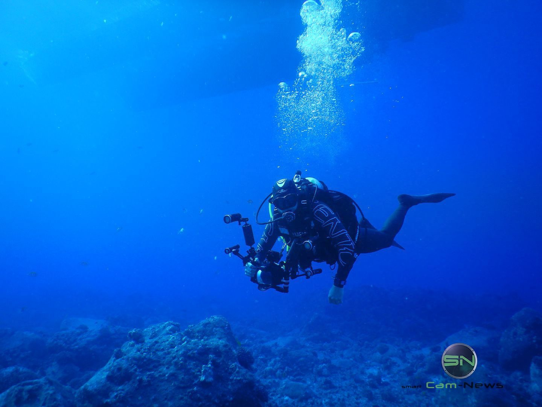 Diver - Hawaii - Nikon W300