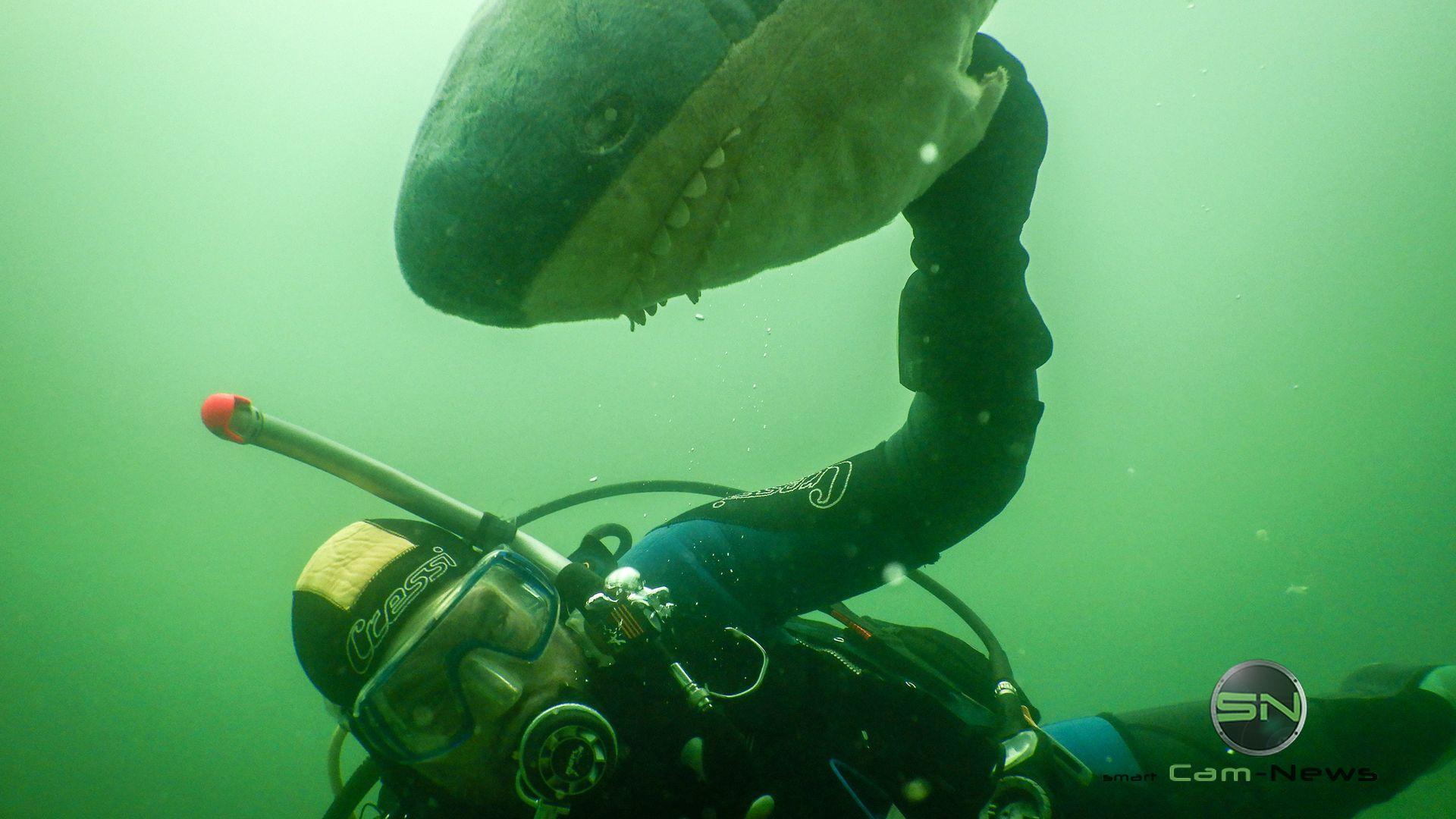 Hai Angriff - Achensee SETFUN SmartCamNews - Nikon W300