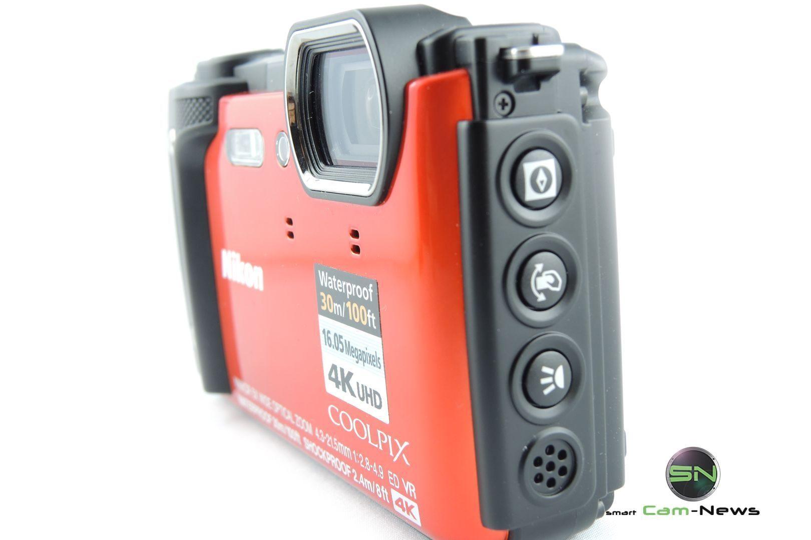 Schnellauswahl - Nikon W300 Outdoor Kamera - SmartCamNews