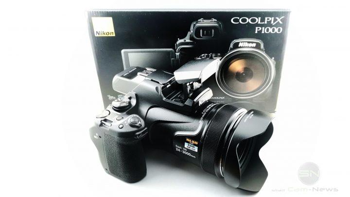 Ägypten: Nikon Coolpix P1000